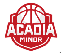 Acadia Minor Basketball